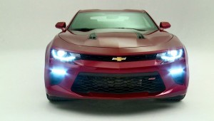 2016 Chevrolet Camaro Flyaround Studio Photos 56