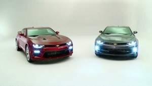 2016 Chevrolet Camaro Flyaround Studio Photos 80