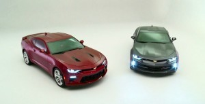 2016 Chevrolet Camaro Flyaround Studio Photos 82