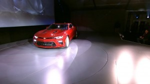2016 Chevrolet Camaro Live Reveal 10