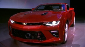 2016 Chevrolet Camaro Live Reveal 11