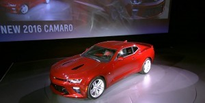 2016 Chevrolet Camaro Live Reveal 12