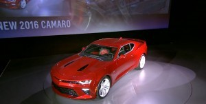 2016 Chevrolet Camaro Live Reveal 13