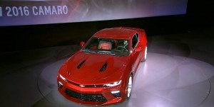 2016 Chevrolet Camaro Live Reveal 14