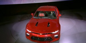 2016 Chevrolet Camaro Live Reveal 15