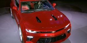 2016 Chevrolet Camaro Live Reveal 16