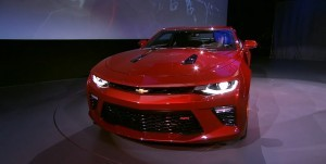 2016 Chevrolet Camaro Live Reveal 19
