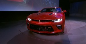 2016 Chevrolet Camaro Live Reveal 20