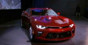 2016 Chevrolet Camaro Live Reveal 23