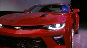 2016 Chevrolet Camaro Live Reveal 26