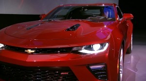 2016 Chevrolet Camaro Live Reveal 28