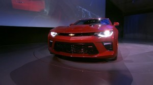 2016 Chevrolet Camaro Live Reveal 31