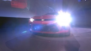 2016 Chevrolet Camaro Live Reveal 32