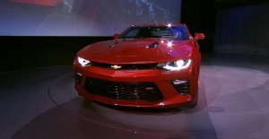 2016 Chevrolet Camaro Live Reveal 37