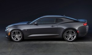 2016 Chevrolet Camaro RS