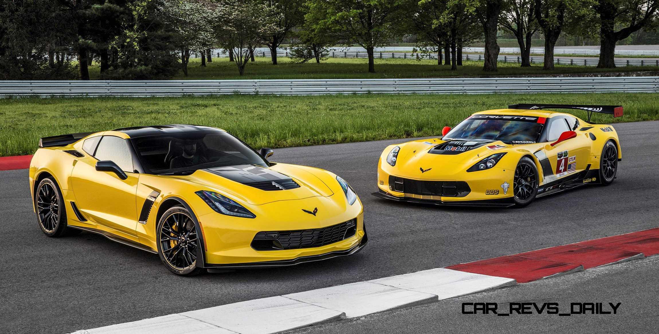 2016 corvette z06 c7 - 2016 Corvette Stingray And Z06 Spice Red Design Package