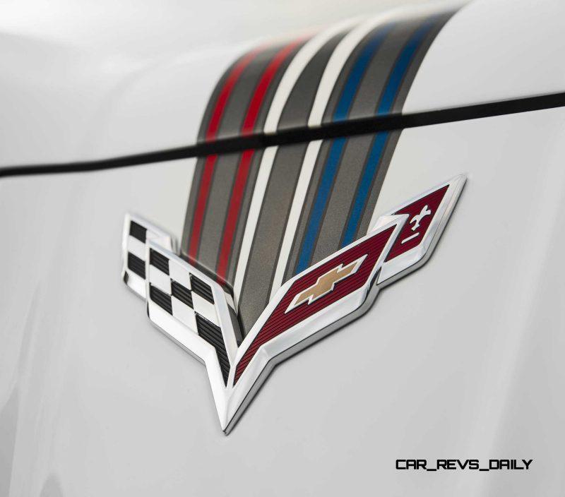 2016 Corvette Stingray and Z06 Twilight Blue Design Package