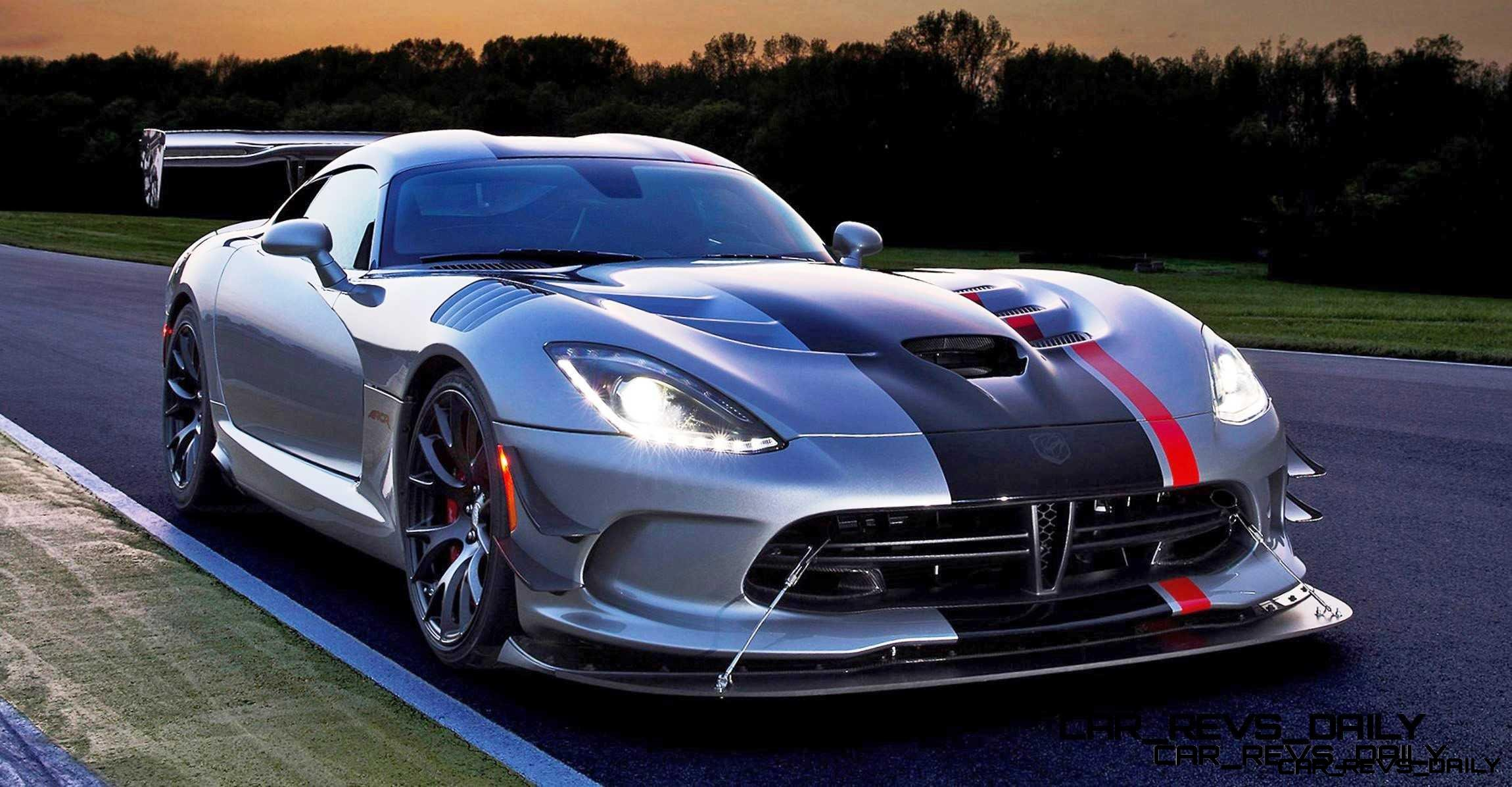thread 2016 dodge viper - photo #41