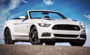 2016 Ford Mustang GT Convertible