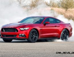 2016 Ford Mustang GT Launching Black Pack, New Cali Special and GT Performance Pack