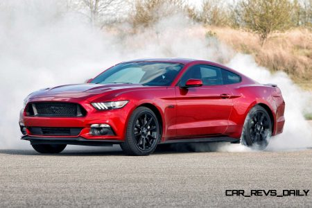 2016 Ford Mustang Gt Launching Black Pack New Cali Special And Performance