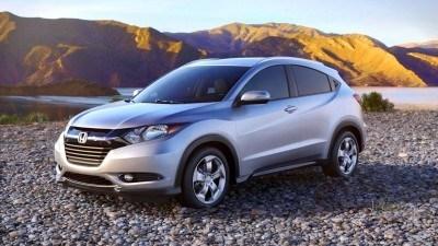 2016 Honda HR-V - Alabaster Silver Metallic (CVT only) 12