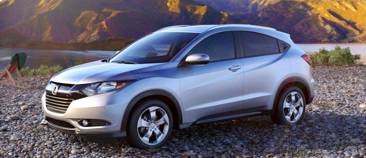 2016 Honda HR-V - Alabaster Silver Metallic (CVT only) 23
