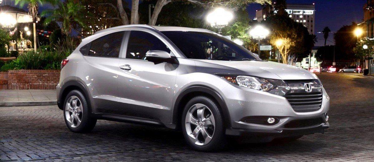 2016 Honda HR-V - Alabaster Silver Metallic (CVT only) 28
