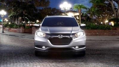 2016 Honda HR-V - Alabaster Silver Metallic (CVT only) 32