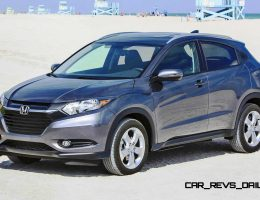 2016 Honda HR-V Looks Damn Good in 88 New Photos