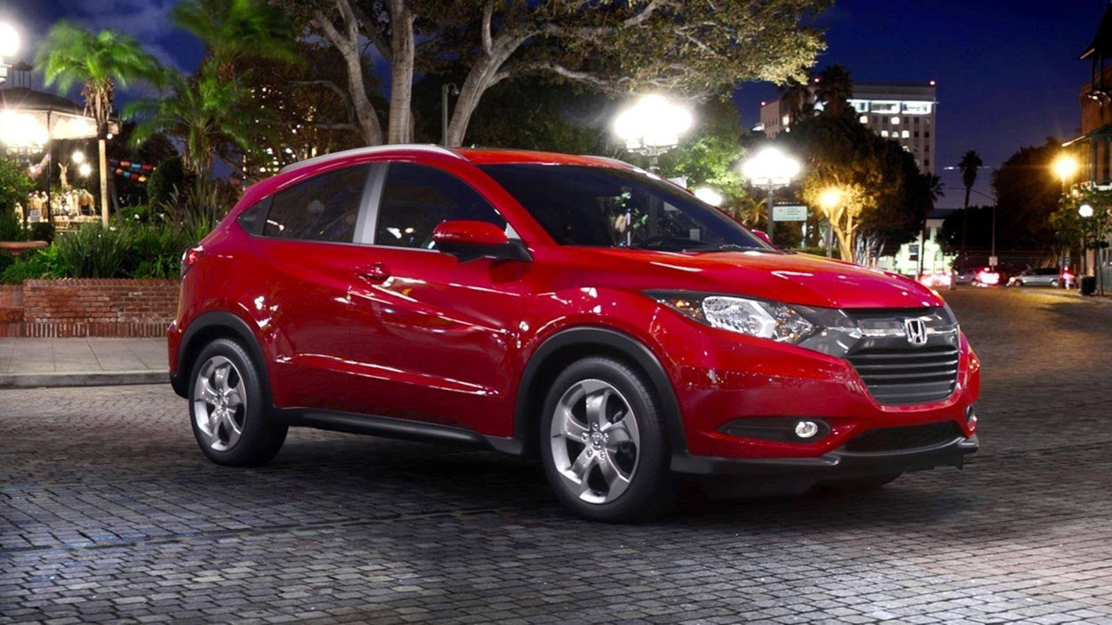 2016 Honda HR-V - Milano Red (CVT only) 28