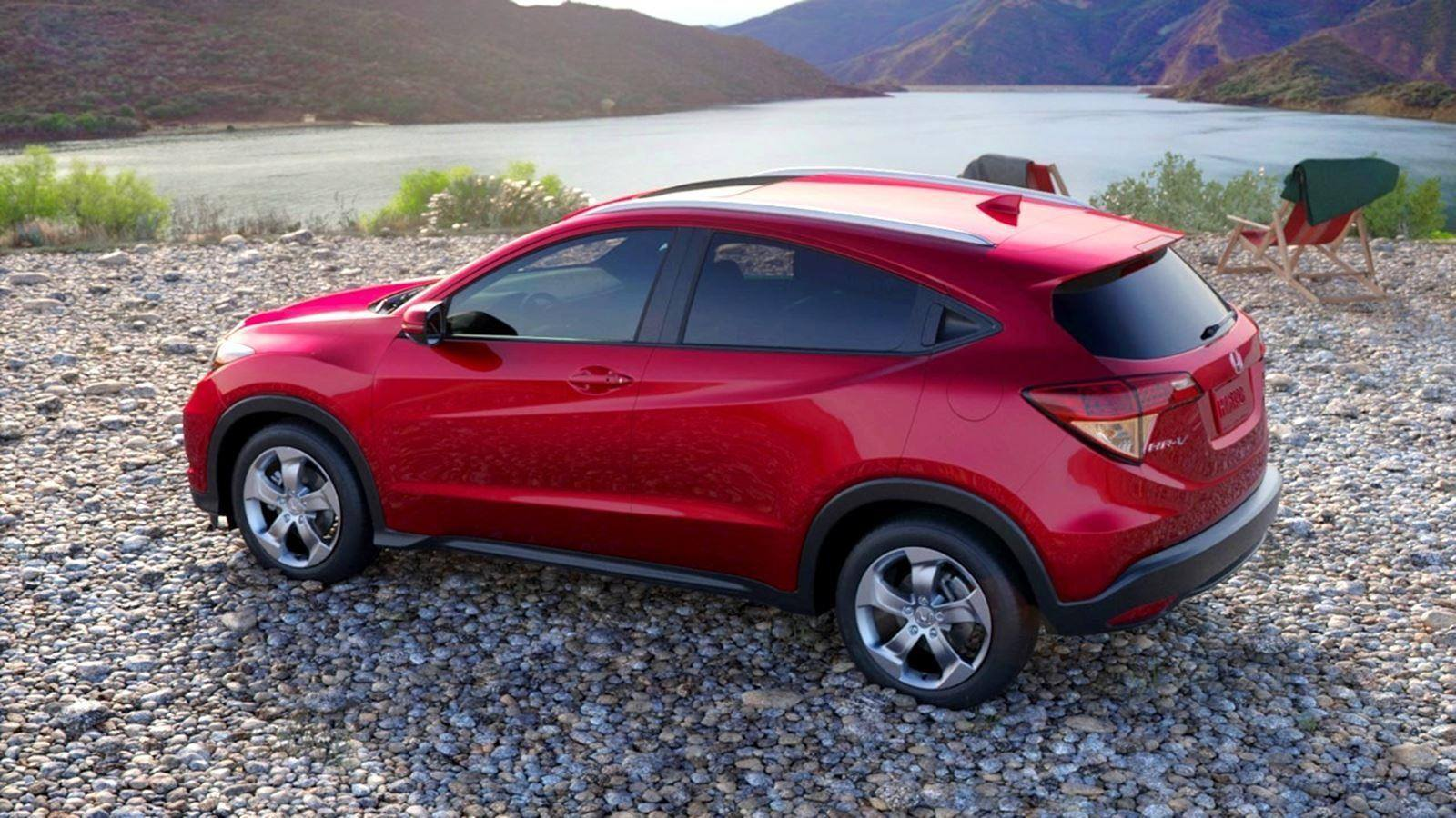 2016 Honda HR-V - Milano Red (CVT only) 7