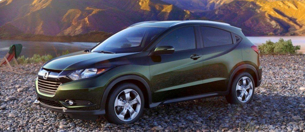 2016 Honda HR-V - Misty Green Pearl 23