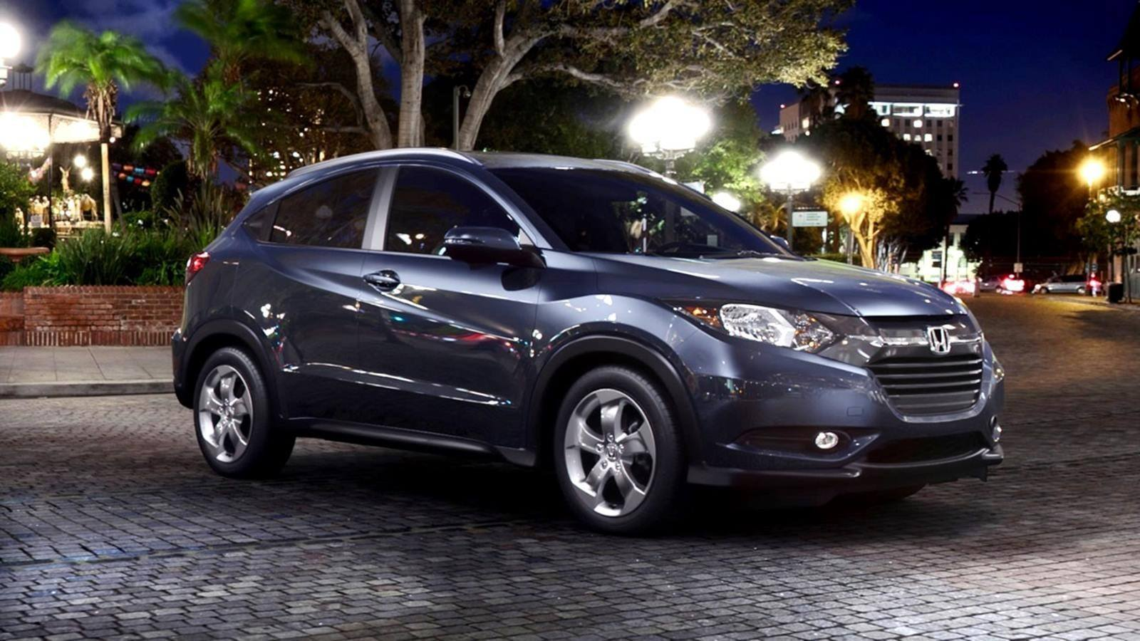 2016 Honda HR-V - Modern Steel Metallic 28
