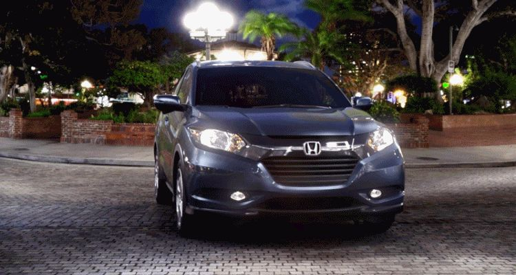 2016 Honda HR-V - Modern Steel Metallic