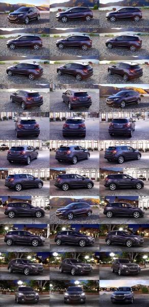 2016 Honda HR-V - Mulberry Metallic (CVT only) 1-tile