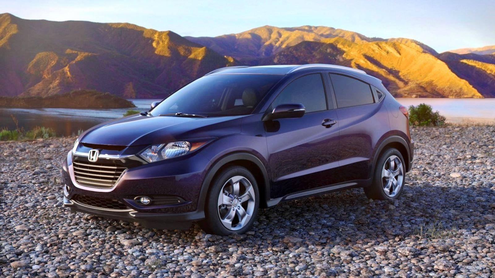 2016 honda hr v colors