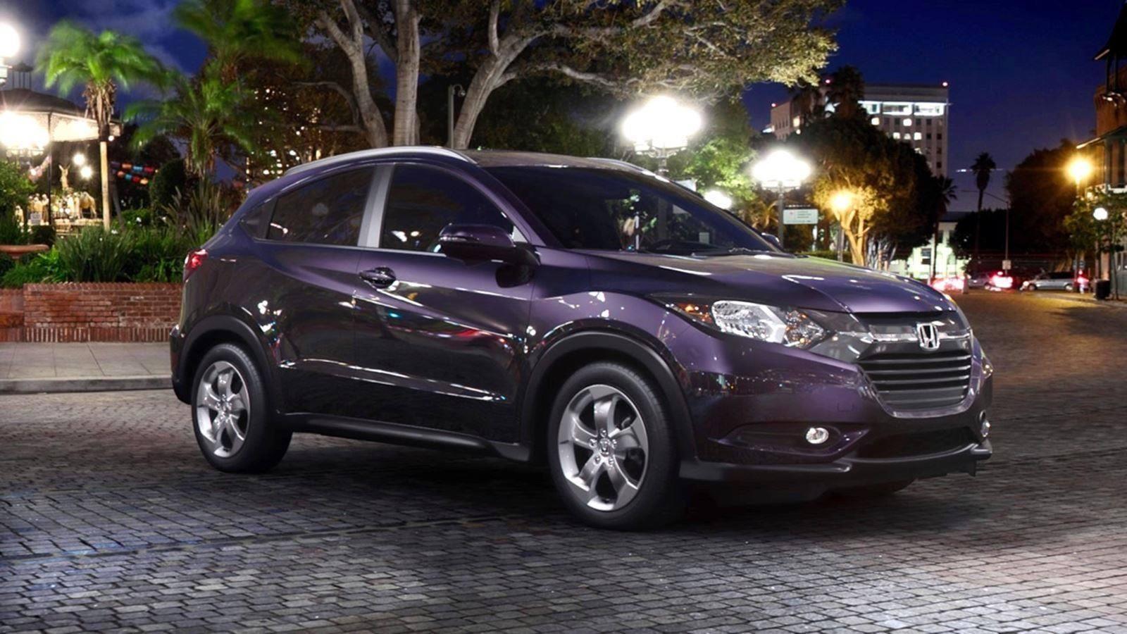 2016 Honda HR-V - Mulberry Metallic (CVT only) 28