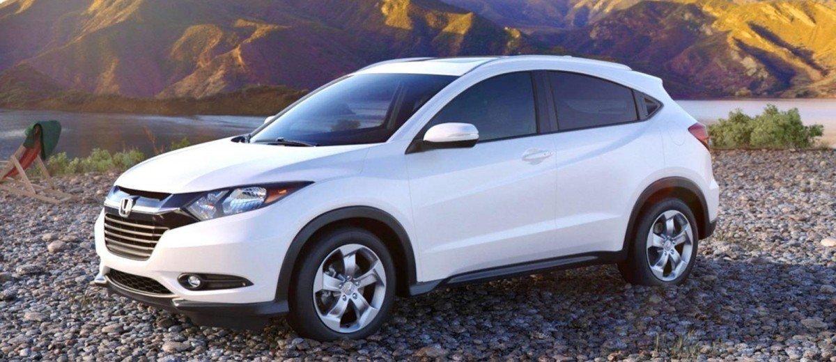 2016 Honda HR-V - White Orchid Pearl 23