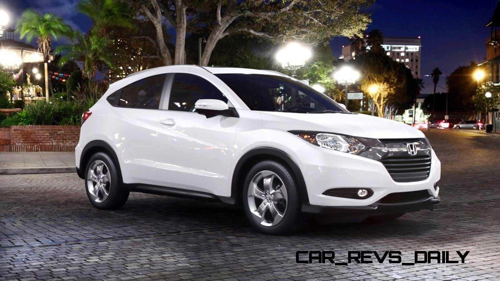 2016 Honda Hr V White Orchid Pearl 28