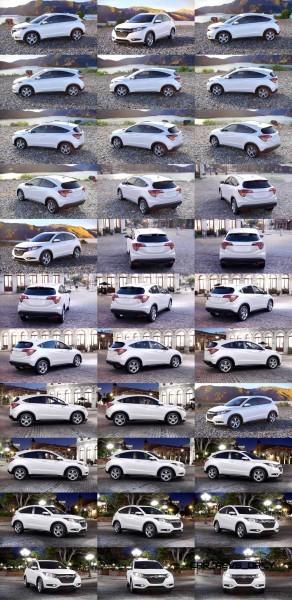 2016 Honda HR-V - White Orchid Pearl 36-tile