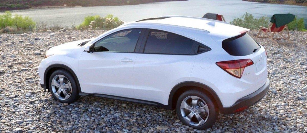2016 Honda HR-V - White Orchid Pearl 7