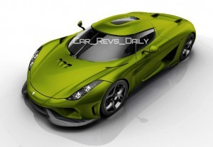 2016 Koenigsegg Colorizer Renderings 1