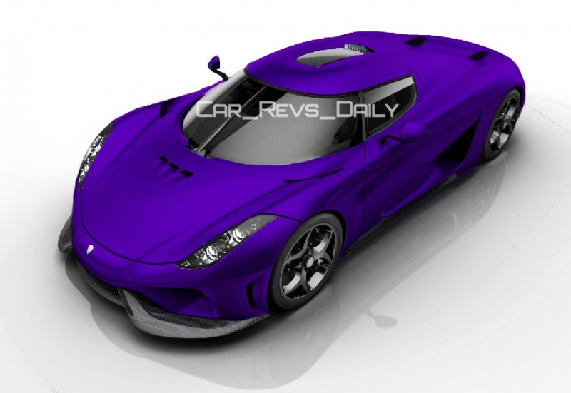 2016 Koenigsegg Colorizer Renderings 13