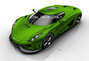 2016 Koenigsegg Colorizer Renderings 2