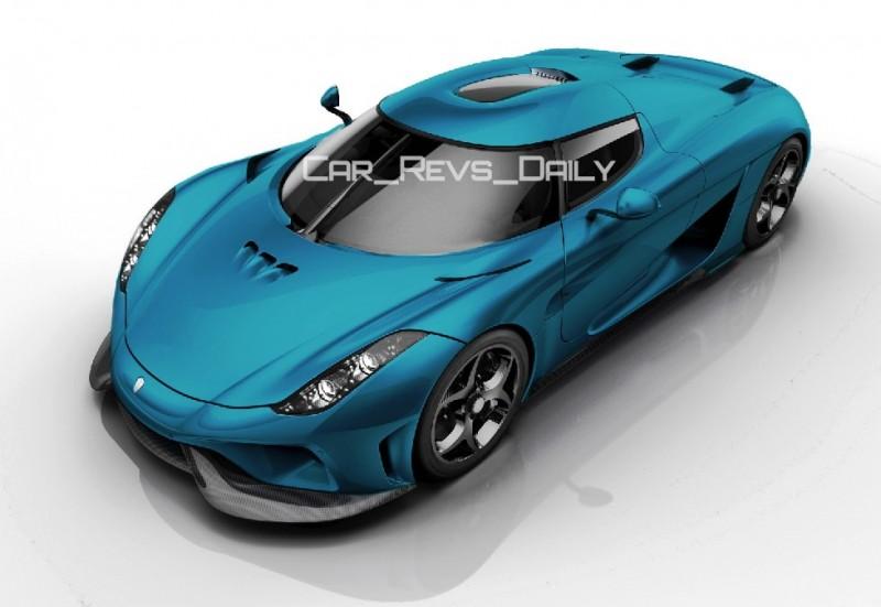 2016 Koenigsegg Colorizer Renderings 7