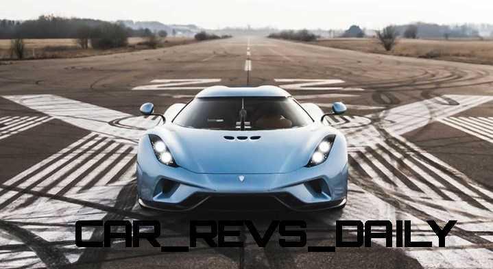 2016 Koenigsegg REGERA 1