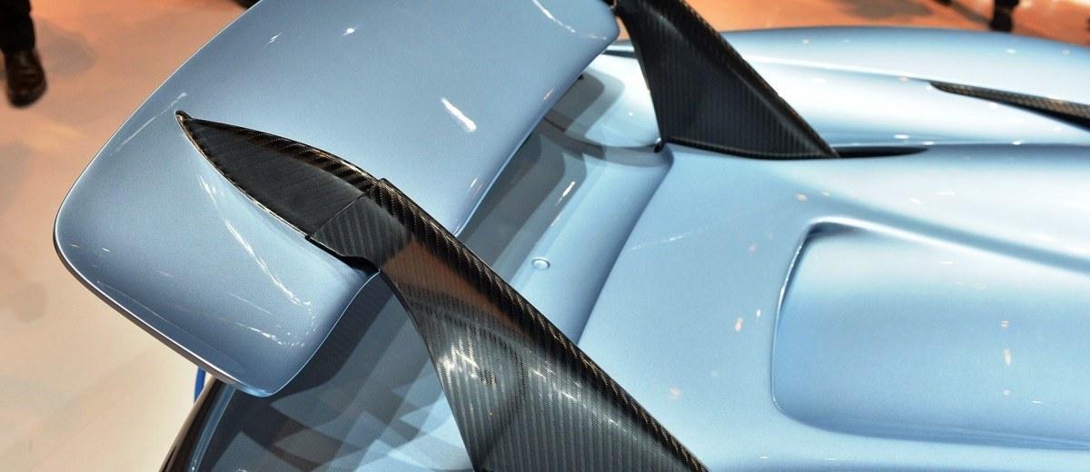 2016 Koenigsegg REGERA 4