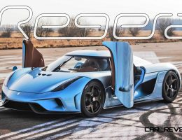 2016 Koenigsegg REGERA – 175 New Images + Every Angle in Animated Flyaround