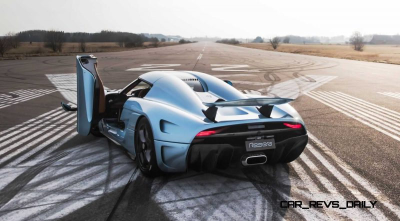 2016 Koenigsegg REGERA 9
